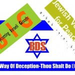 Hot Off The Press: How The Israeli Government Subverted The Solidarity Movement