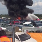 Bin laden owned jet crashes. Click to enlarge
