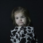 These Haunting Images Show How Easily Television Hypnotizes Children