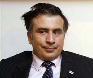 Mikhail Saakashvili. Click to enlarge