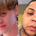 Dylann Roof and Laster Flanagan