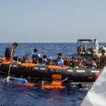 More than 1,750 migrants have died trying to cross the Mediterranean this year, three times more than last year this time, according to the U.N. Refugee Agency. Click to enlarge