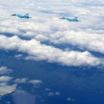 Typhoon intercepts Russian jets over the Baltic