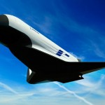 Artists conception of Boeing's XS-1 spaceplane