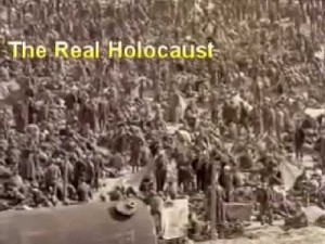 A real Holocaust: German servicemen interned by the allies in the wake of World War II.