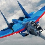 Sukhoi Su-30. Click to enlarge
