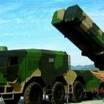 YJ-18 anti-ship missile coastal TEL. Click to enalrge