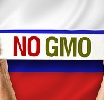 GMO crops totally banned in Russia...