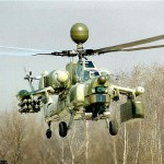 Russian Mi-28 helicopter. Click to enlarge