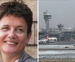 Jacky Sutton: British journalist who worked for BBC found dead at airport in Istanbul
