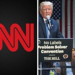 CNN caught using crisis actor operative to attack Donald Trump