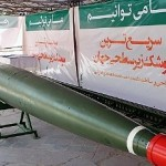 Iran Unveils New Super Hi-Tech Torpedo