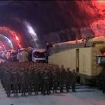 These are the first photos of an underground Iranian missile base