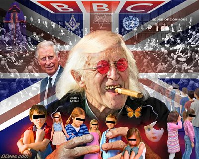 Jimmy Savile. click to enlarge