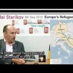 Top Russian Writer Nikolai Starikov Explains Who Is Behind Europe's Refugee Crisis