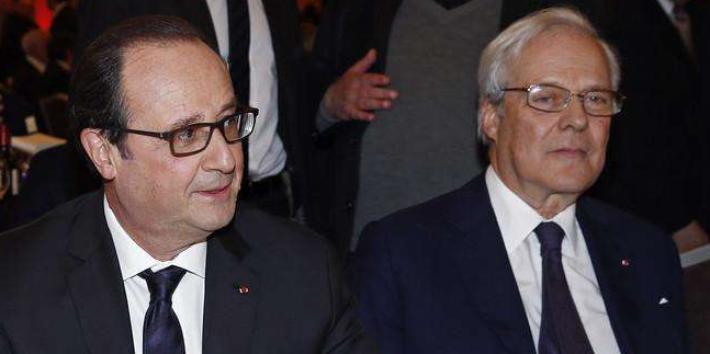 HOLLANDE AND THE ROTHSCHILD BANKSTERS