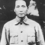 Mao Zedong in 1931 at age 38. Looks mixed race.