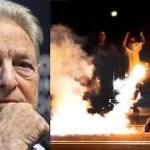 George Soros also helped bankroll protests in Ferguson. Click to enlarge