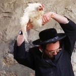 The 'humane' transfer of ones sins to a chicken by swinging it overhead and  then sacrificing it in a deal with Satan.