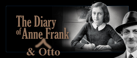 anne frank and her relationship with the other members of the annexe in anne frank diary of a young