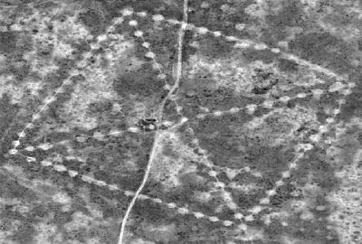 Kazakstan geoglyph. Click to enlarge