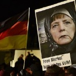 Merkel faces setback in Berlin vote due to migrant fears
