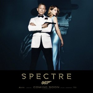 Spectre poster. Click to enlarge