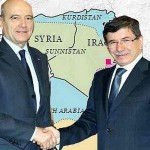 In 2011, Alain Juppé (France) and Ahmet Davutoğlu (Turkey) came to a secret agreement to employ a terrorist organisation (Daesh) to force the creation of a Sunni state and a Kurdistan, both straddling Iraq and Syria. Their project was supported by Israël and the United Kingdom.