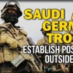 Saudi and German Troops Establish Positions Outside Mosul