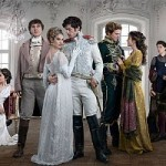 Cast of War and Peace. Click to enlarge