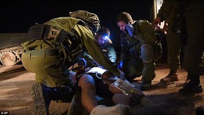 Israeli commandos are carrying out similar rescues every night. Click to enlarge