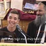 Jewish Teen Sees Israel's Future