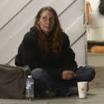 Homeless Jewish Woman Describes Her Life