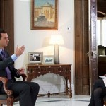President Assad Interview