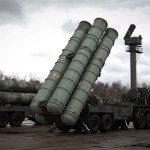 Russian S-400, a successor to the S-300. Click to enlarge