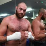World Boxing Champ Models Traditional Masculinity