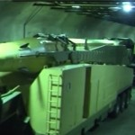 Emad missiles delivered to Iranian underground missile facility. Click to enlarge