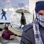 'It's too cold' Refugees would rather return home than face European winter