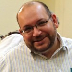 Jason Rezaian. Click to enlarge