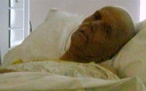 Alexander Litvinenko, last ever photo
