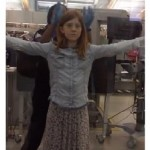 Caught on Tape – TSA Gropes 10 Year Old Girl for Two Minutes Due to Capri Sun in Baggage