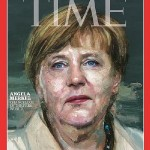 Angela Merkel named TIME magazine's Person of the Year. Click to enlarge