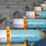 A large consignment of Nasr air launched cruise missiles have been delivered to Iran's Air force