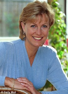 Jill Dando was shot dead on her doorstep