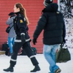 Norwegian police are reportedly in possession of film of the incident. Click to enlarge