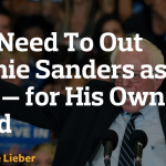 """""""We Need To Out Bernie Sanders as a Jew"""""""