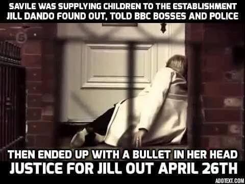jill dando dead on her doorstep