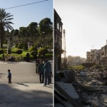 Aleppo city of contrasts. Click to enlarge