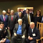 Billy Graham's 95th Birthday Party in 2013