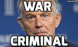 How many of the British public now see Tony blair.